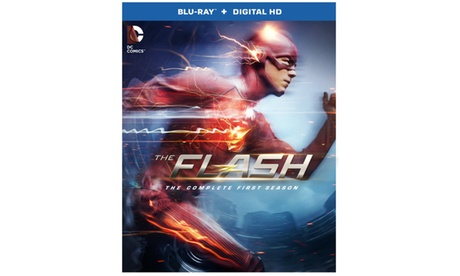 The Flash: The Complete First Season (Blu-ray UltraViolet) dfaf749a-d275-48da-8f65-15febcd76075