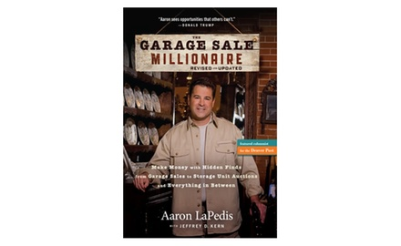 Garage Sale Millionaire book package