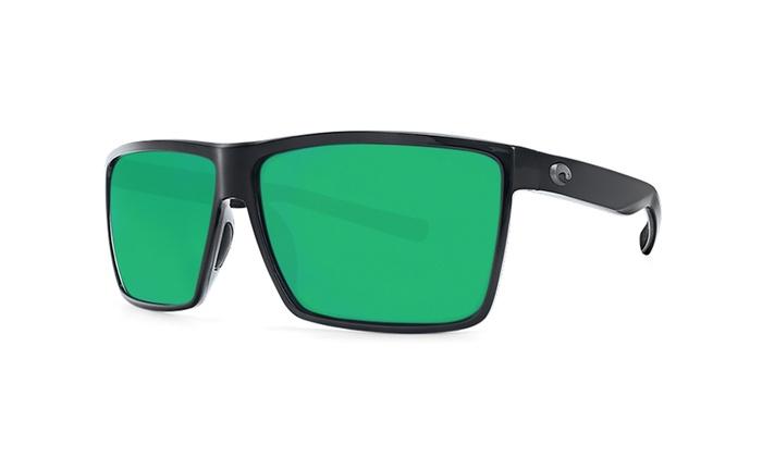 9c09d6bcf2 ... Costa Del Mar Rincon RIN 11 OGMP Shiny Black   Green Mirror 580P