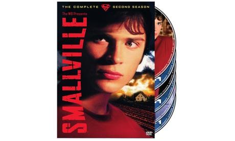 Smallville: The Complete Second Season (Repackage) eb9a0d74-a708-47ea-8718-e6a72cf4aab7