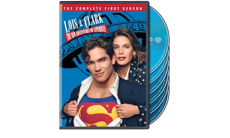 Lois and Clark: The Complete First Season (Repackage/DVD) ab20866c-f042-45dd-b4be-81dc7c34f971