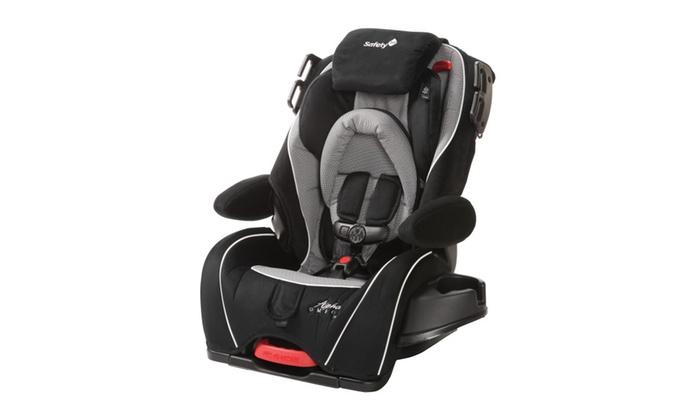 Alpha Omega Elite Quartz Convertible Car Seat