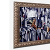 Catherine Abel 'La Rive Gauche 2002' Ornate Framed Art