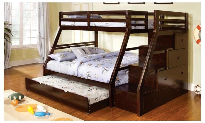 Ellington Twin Over Full Bunk Bed