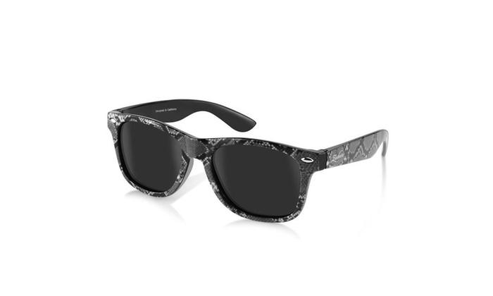 0c7b8390c2 Zodaca Classical Polarized Sunglasses 100% UV Protection UV400 -Black