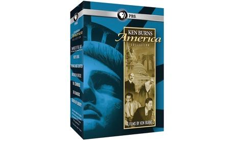 Ken Burns' America (2013) DVD be0b06d8-7381-4b96-bb67-66f609ce79db