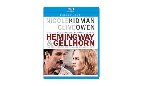 Hemingway & Gellhorn (BD Combo) 6a9cab64-161c-494f-b4ed-175abeea59d2