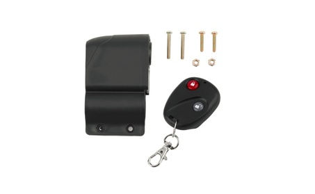 Cycling Security Lock Anti-theft Remote Control Vibration Alarm 6376bddc-410f-4126-9afc-ec8905f2c97d