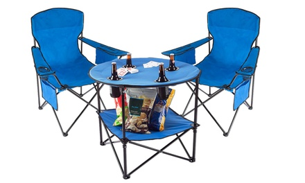 Durable Outdoor Picnic Folding Table and/or Folding Chair