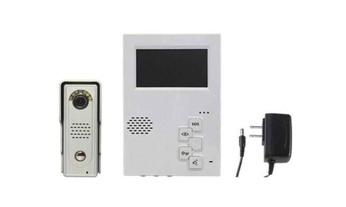 SVT Innovations SVT-4 SM Series Video Intercom System