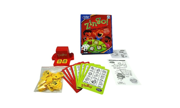 Intellect Game- Bingo with a Zing Game | Groupon