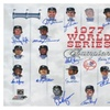 1977 New York Yankees Autographed 16x20 (MAB - 77NYY16202)