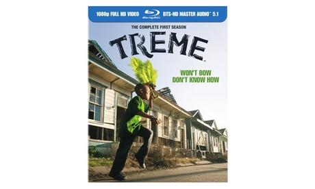 Treme: The Complete First Season (Blu Ray) 58784a13-5a17-4d90-b797-4b9111b6c8af