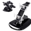 Insten Dual USB Charging Charger Dock Station Stand for PS3 Controller