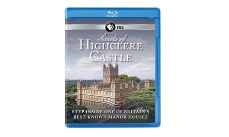 Secrets of Highclere Castle Blu-ray 95029e40-00fa-48a2-ac00-aa37a5576da6
