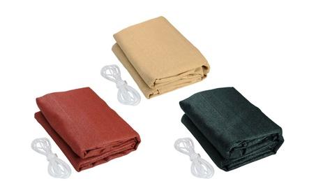 Ollieroo Shade Sail UV Block Fabric Patio Outdoor Canopy Sun Shelter 44f9a304-b3d7-48a7-8f41-1ae12ae4ba61