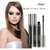 Instant Touch Up Hair Mascara of brush-in hair color