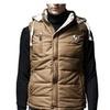 Shefetch Men's Fashion Retro Polyester Fiber Down Vests