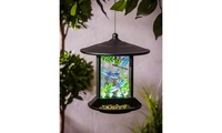 Decorative Solar Bird Feeders (Groupon Goods) photo