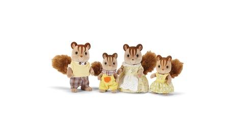 International Playthings Calico Critters - Hazelnut Chipmunk Family d6c48db0-9447-4110-9ee9-1734b85da51a