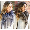 Chunky Knit Scarf - 5 Colors!
