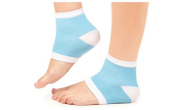 Heel Moisturizing Socks 2 pack