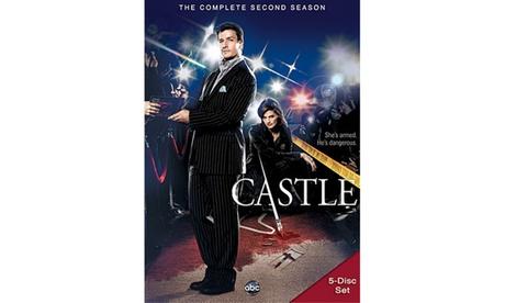 Castle: The Complete Second Season d7207806-10c0-4549-b8ac-a39ac1074225