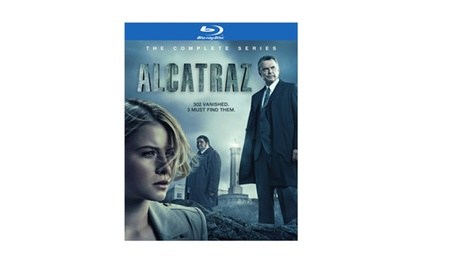 Alcatraz: The Complete Series (Blu-ray) 1057630a-0bd9-42e0-bf93-f3dc4f643aa8