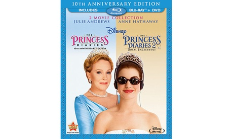 The Princess Diaries 2-Movie Collection (10th Ann. Ed.) 7fb3b4ab-e970-4b24-a784-ba4fd9692288