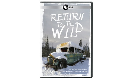 Return to The Wild - The Chris McCandless Story DVD 0ecd0787-6464-4b9a-b978-572a655434a0