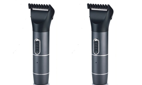 QPower Unisex Premium Wireless Beard/Mustache Travel Hair Trimmer 4ad9df66-f601-4bf0-ba4a-cf1e634a6035