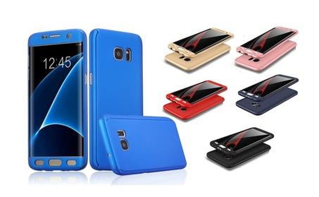 Samsung S7 Edge 360° Protective Shockproof Ultra Thin Hard Case Cover 6fd5bd4a-e615-4910-87fc-368f8f5ed28b