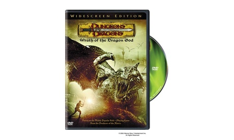 Dungeons and Dragons: Wrath of the Dragon God (DVD) 2750fcae-c9fb-40b0-84e3-b7fa7e50f460