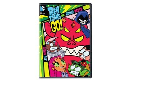 Teen Titans Go! Season Two Part Two (DVD) 76c92217-cb44-4e8c-a810-ac5d62f765ba