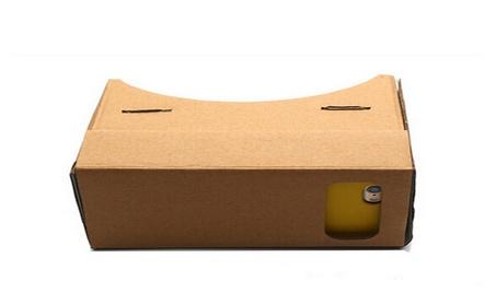 Virtual Reality Glasses Vr Box DIY Vr Cardboard For Smart Phones 08ae0f4b-82b4-4503-ad64-ece2d5980c1b