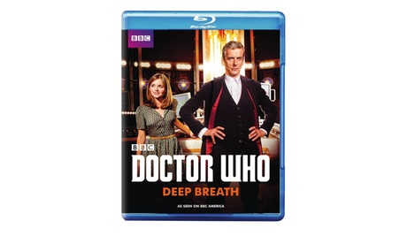 Doctor Who: Deep Breath (Blu-ray) bb928b97-5b3a-4aca-a1e2-357cef31c037