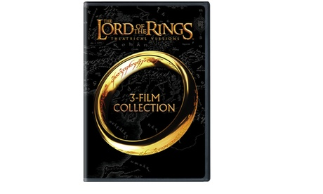 Lord Of The Rings: The Motion Picture Trilogy (Triple Feature) (DVD) e2bcd0f0-0e37-47ea-ba10-db8f7228b30e