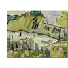 Vincent Van Gogh The Farm in Summer Canvas Print