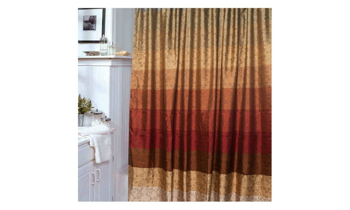 Miramar Bath Collection Shower Curtain Groupon