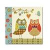 Lisa Audit Owl Wonderful I Canvas Print