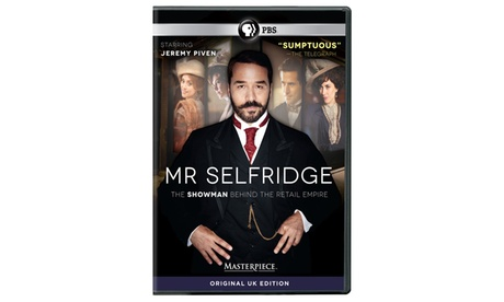 Masterpiece: Mr. Selfridge (U.K. Edition) DVD 8657399e-ba4d-4ad8-9051-f896a02c231b