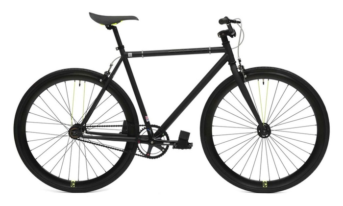 Create Bikes The Original Fixed Gear Single Speed Bicycle Groupon