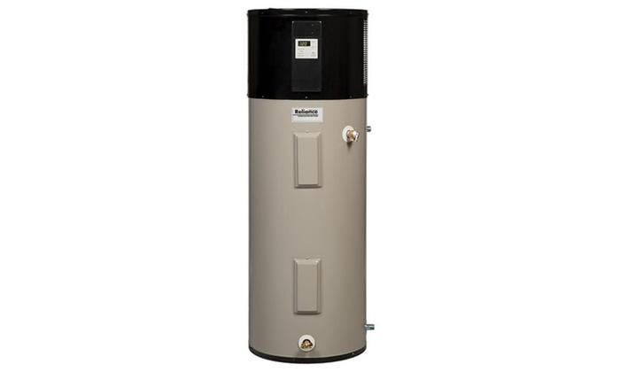Heat Pump 80gal