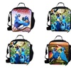 Cartoon Character Cooler Boys/Girls School Thermal Insulated Lunch Bag