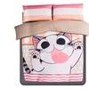 Japanese Anime Cartoon Kids Bedding Set 100% Cotton 4Pcs