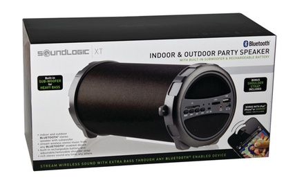 INDOOR & OUTDOOR PARTY SPEAKER