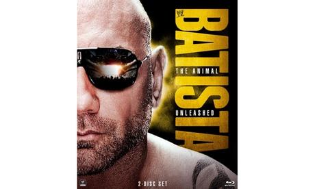 WWE: Batista: The Animal Unleashed (2-Disc) (Blu-ray) f7509a2a-16a7-40e2-a036-e9592a77716e