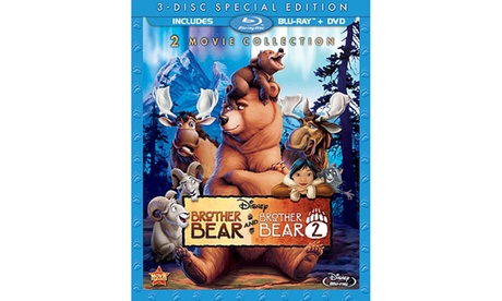 Brother Bear 2-Movie Collection (Blu-ray) d860fc06-079b-43ae-b941-3a9a53ac5fc4