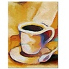 Coffee by Adam Kadmos 18x24  Canvas Print 18 x 24