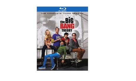 The Big Bang Theory: The Complete Third Season (Blu-Ray) 6ba19bc3-83e4-4970-bb35-f7fb112af718